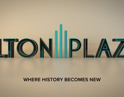 Alton Plaza - Where History Becomes New