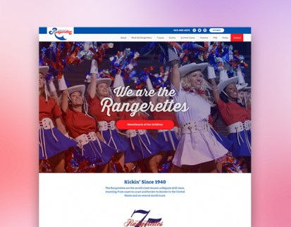 Rangerettes Website