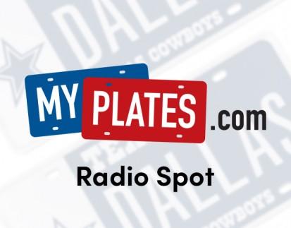 MyPlates.com - Cowboy Pride