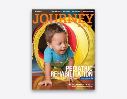 Cover of Journey Magazine