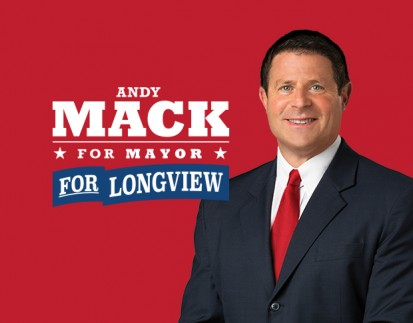 Andy Mack the Mayor