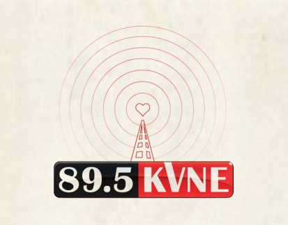 KVNE Tower Logo
