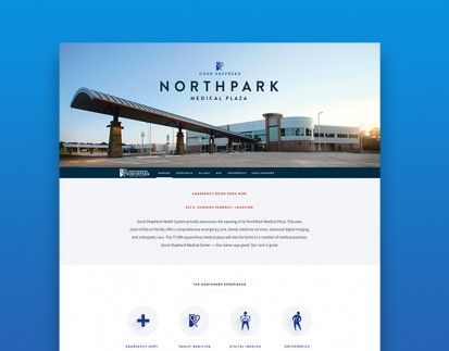 NorthPark website