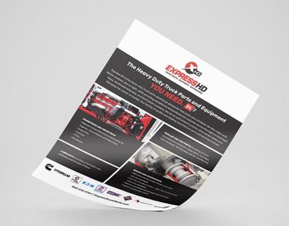 Express HD - New Customer Flyer Thumbnail